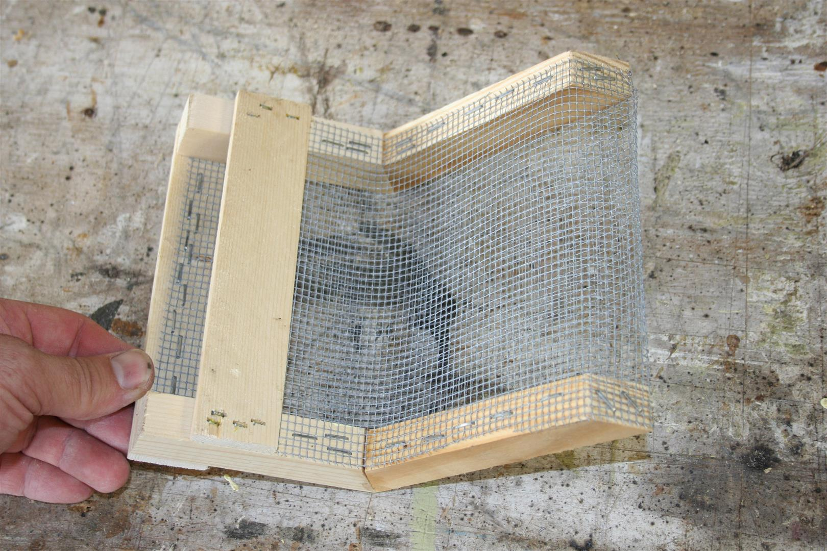 Bee Feeder Plans Pictures To Pin On Pinterest